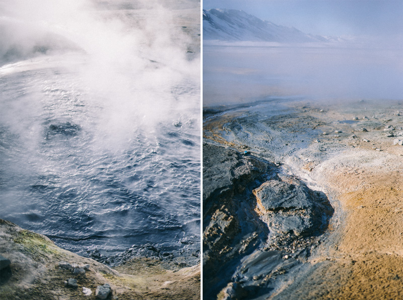 Myvatn Mud Pools Iceland