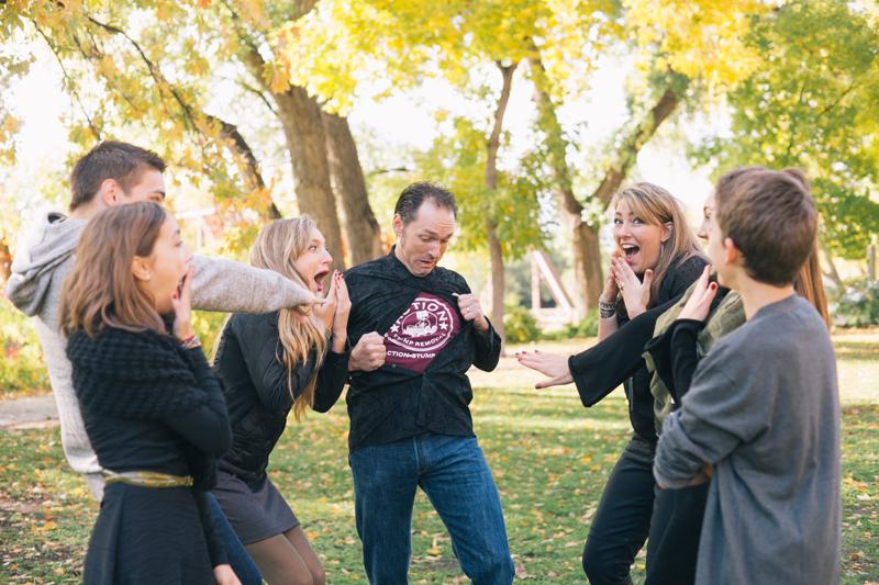 LaVasseurs | Minneapolis Family Session