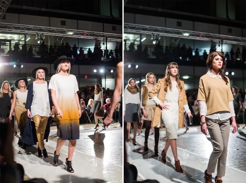 Align Fashion Show | Minneapolis Fashion Photography