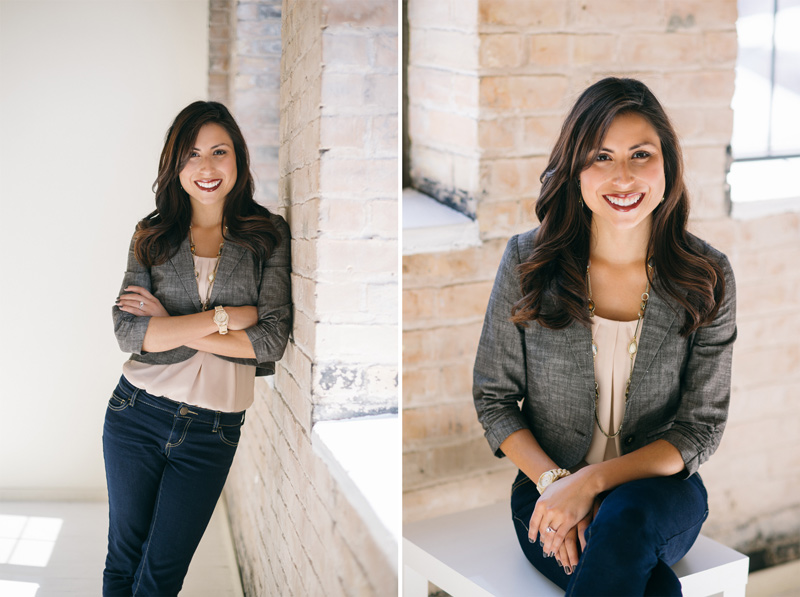 Blush and Whim Headshots | Minneapolis Portrait Photography