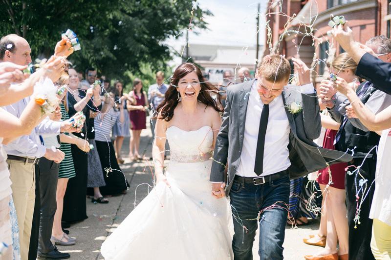 Dan + Brady | Louisville Kentucky Wedding