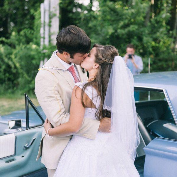 Chelsea and Jake | Scarborough Maine Wedding