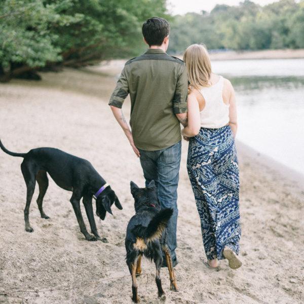 Kirsten and Joe | Minneapolis Engagement
