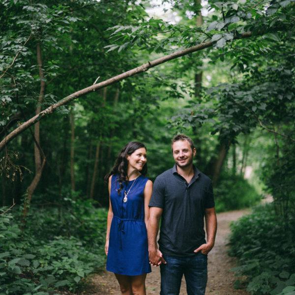 Minneapolis Engagement Photographer | Kristy and Brett
