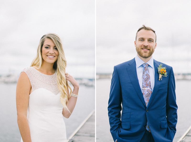 bay front wedding