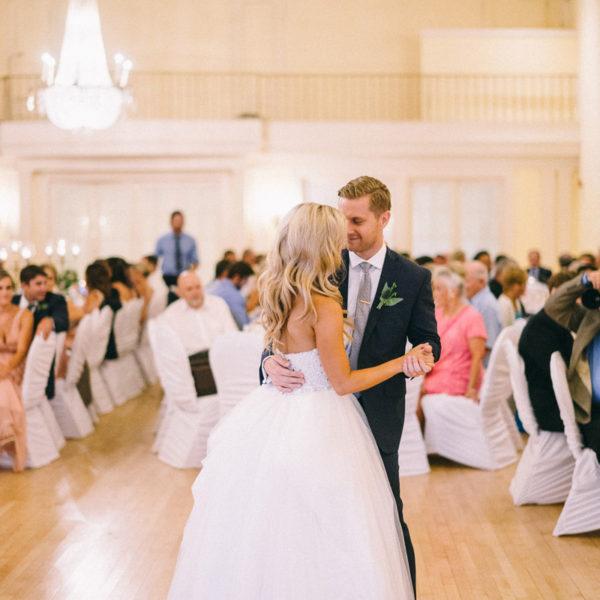 Lafayette Club Wedding | Amy + Scott