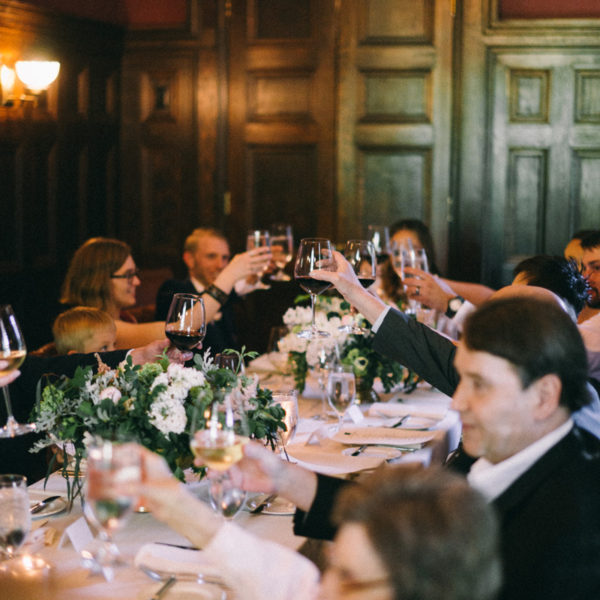 Intimate Wedding at Forepaugh's Restaurant in St Paul | Sara and James