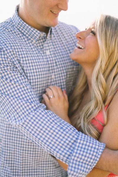 Maine Fine Art Wedding Photographer photographing Chicago engagement