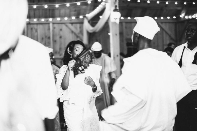 Maine Elegant Barn Wedding