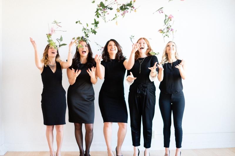 She Luxe Wedding | Maine Wedding Planner Headshots