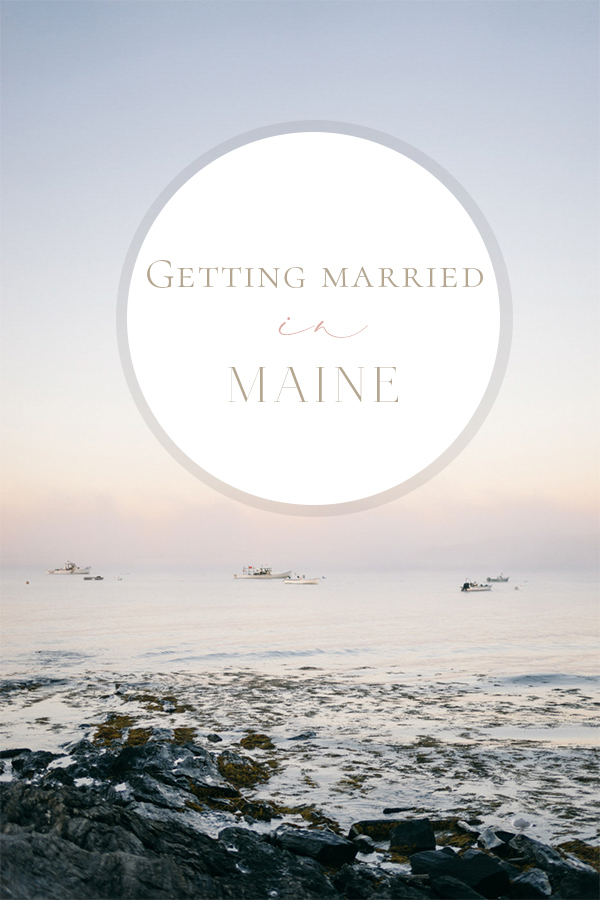 married in maine | places to eat, sights to see, and places to go in Maine on your wedding week, bachelorette party and everything else