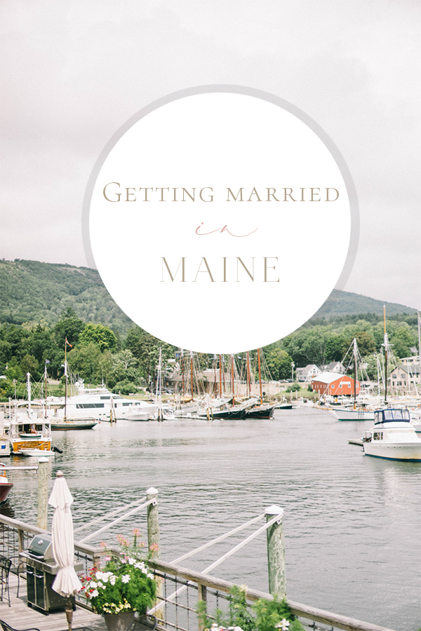 married in maine | places to eat, sights to see, and places to go in Maine on your wedding week