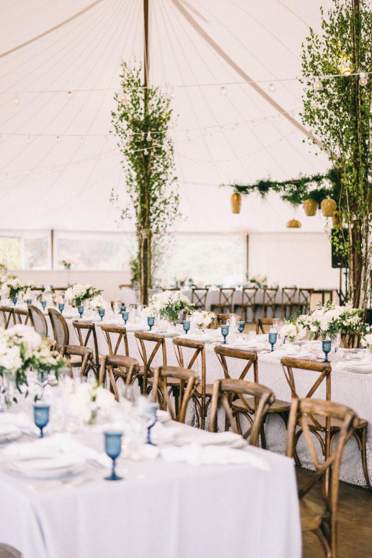 maine luxury wedding french's point